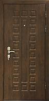 Входная железная  дверь СЕНАТОР-2066/980/ L Квадро тик/тик