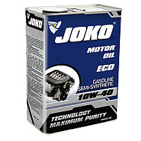 Моторное масло  JOKO GASOLINE ECO Semi-synthetic SJ/CF-4 10w-40 4л
