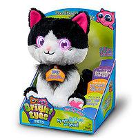 Bright Eyes Интерактивная плюшевая кошка