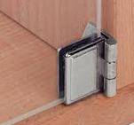 Навес для стеклянных дверей от 4-6 мм