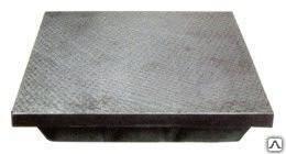 Плита поверочная чугунная 250х250мм
