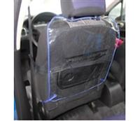 """Защита для автомобильного кресла """"АВТО-КРОХА"""" Car seat back protector"""