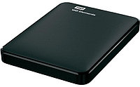 "Внешний диск 2.5"" 1,5TB WD ELEMENTS PORTABLE BLACK"