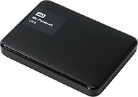 "Внешний диск 2.5"" 1TB WD My Passport Ultra Black"