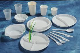 Тарелка десертная белая d-205 2-х с. 1800 шт./короб.