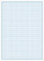 Бумага миллиметровка А4