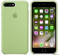 Силиконовый чехол для iPhone 8 Plus (зеленый)
