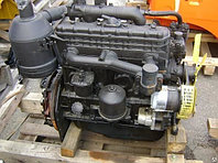 Протяжка головки блока цилиндров двигателя Д 144, Д 242