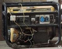 Замена маслосъемных колпачков генератора 1,5-6-8,5 кВа, фото 1
