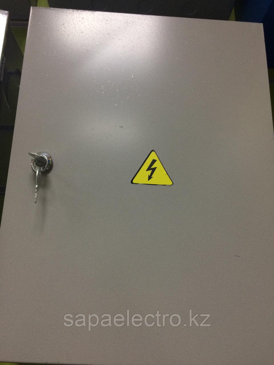 Сборка электросчетчик ,Алтай\Дала 3 фазный 1 тарифный  щит простой с окном