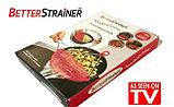Дуршлаг-накладка Better Strainer, фото 2