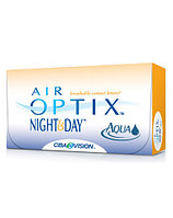 AIR OPTIX Night & Day, 6 шт