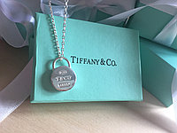 Замок-кулон в стиле Tiffany and Co