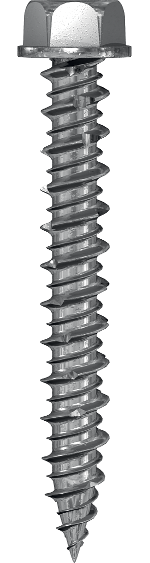 Винт для крепления в бетонное и кирпичное основание