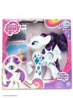 Игрушка Hasbro My Little Pony. Пони-модница Рарити