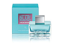 "Antonio Banderas ""Blue Seduction for Women"" 100 ml"
