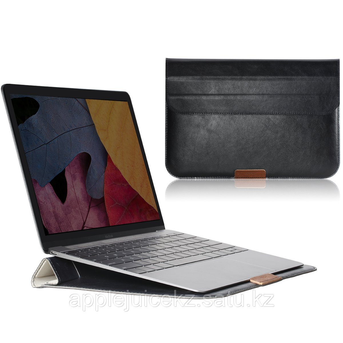 Чехол Rock Wallet Sleeve Case для MacBook 12""