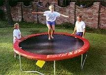 Батут Fun Tramps 10' диаметр 3,0 метра