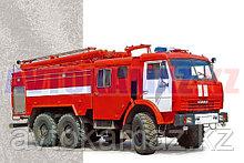Автоцистерна пожарная КамАЗ 43114 с пожарной автоцистерной АЦ-5,0 (Сборка РК, 2013 г.)