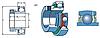 Подшипник 239118 на трактор Class