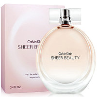 "Calvin Klein ""Sheer Beauty"" 100 ml"