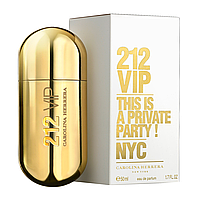 "Carolina Herrera ""212 VIP"" 100 ml"