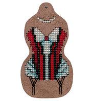 """Набор для вышивания подвески """"Жанетта"""""""