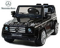Mercedes-Benz G55 AMG black (мягкие колеса)