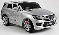 Mercedes-Benz AMG ML63 12V silver