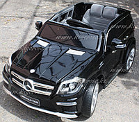 Mercedes-Benz AMG GL63 Black (мягкие колеса)