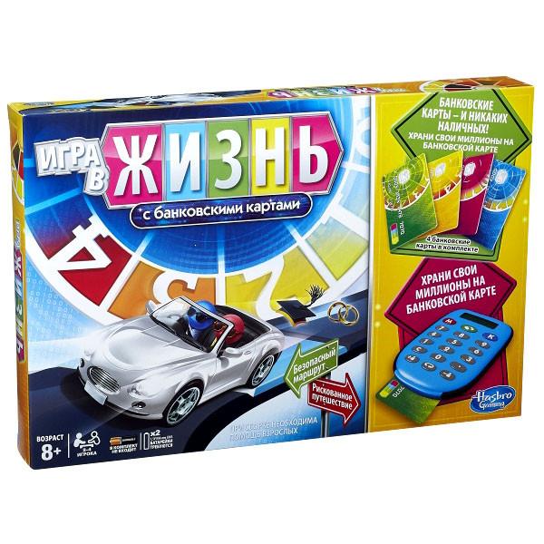 Other Games A6769 Игра в жизнь с банковскими картами