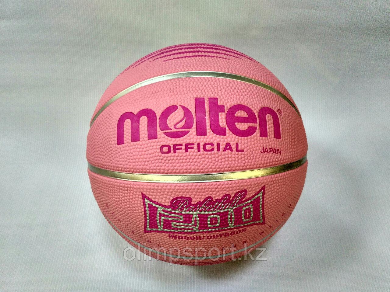 Мяч баскетбольный MOLTEN B7RD