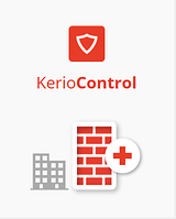 Kerio Control Sophos AV Server Extension, 5 users