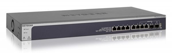 Коммутатор Netgear ProSAFE XS708T 8-Port 10-Gigabit Ethernet
