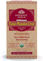Чай Тулси масала Оrganic India Tulsi Chai Masala Tea 25пакетиков