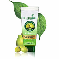 Гель для умывания Biotique Bio Papaya Exfoliating Face Wash
