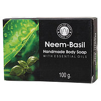 Мыло Song of India Neem-Basil (Ним-базилик)