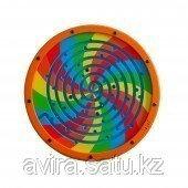 Круглая игровая панель «Лабиринт радуга», фото 1
