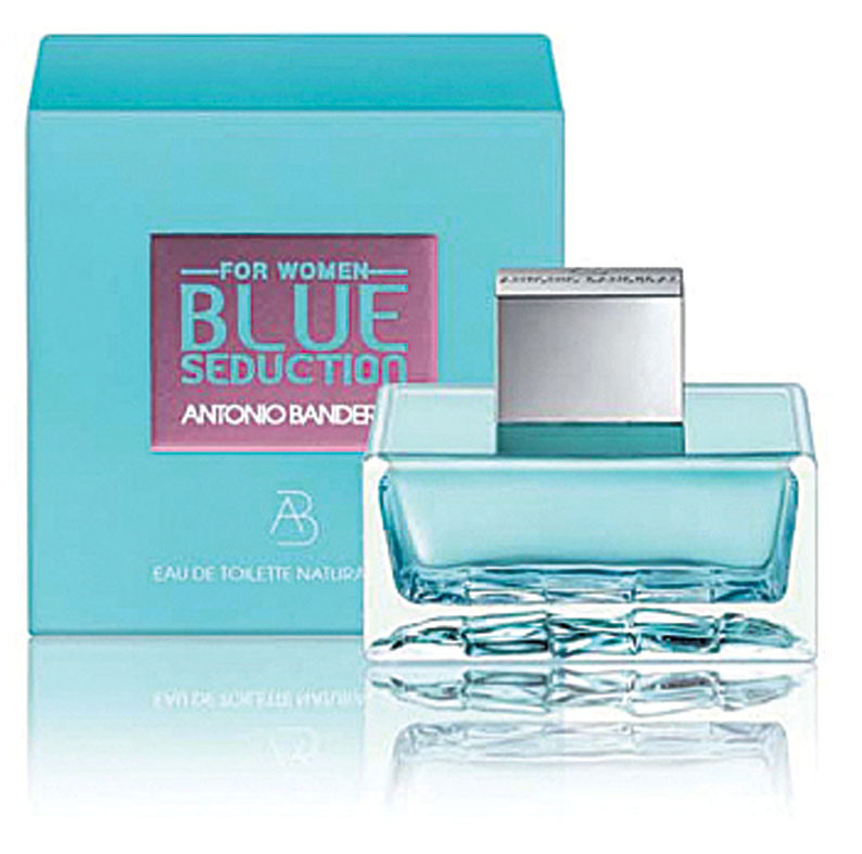 Antonio Banderas Blue Seduction For Women 80ml