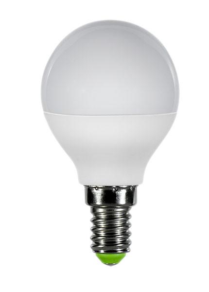Лампа Светодиодная Лампа 5W шар Е14 К4000