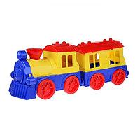 Юника 0651 Поезд с вагоном