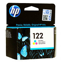 HP CH562HE Tri-color Ink Cartridge №122 for Deskjet 1050/2050/2050s, up to 100 pages. ;