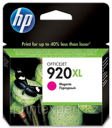 HP CD973AE Magenta Ink Cartridge №920XL for Officejet 6500/7000, 6 ml, up to 700 pages. ;, фото 2