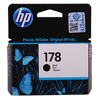 HP CB316HE Black Ink Cartridge №178 for PhotoSmart C6383/8553/D5463/C5383, up to 250 pages. ;