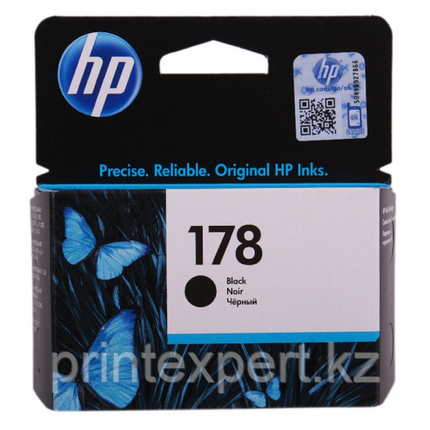 HP CB316HE Black Ink Cartridge №178 for PhotoSmart C6383/8553/D5463/C5383, up to 250 pages. ;, фото 2