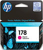 HP CB319HE Magenta Ink Cartridge №178 for PhotoSmart C6383/8553/D5463/C5383, up to 250 pages. ;