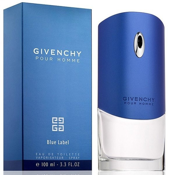 """Givenchy """"Blue Label"""" 100 ml"""