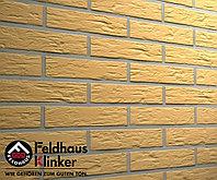 """Клинкерная плитка """"Feldhaus Klinker"""" для фасада и интерьера R240 amari senso, фото 1"""