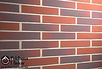 """Клинкерная плитка """"Feldhaus Klinker"""" для фасада и интерьера R356 carmesi antic liso"""