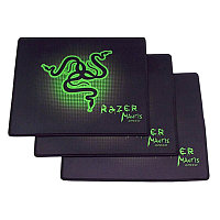 "Коврик для мышки ""Pad for Mouse Gaming ""Razer"",Dimensions:250mm x 210mm x 2.5mm M:X12"""